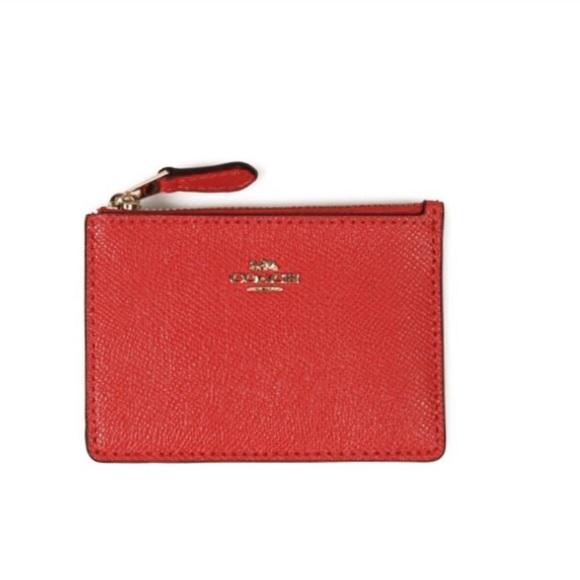 Skinny change purse